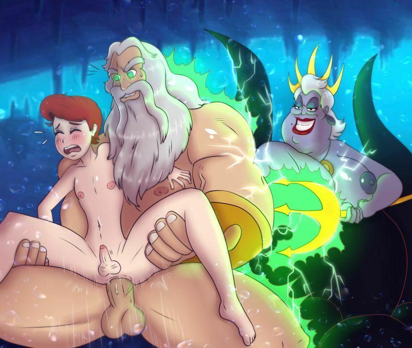 disney ariel nude