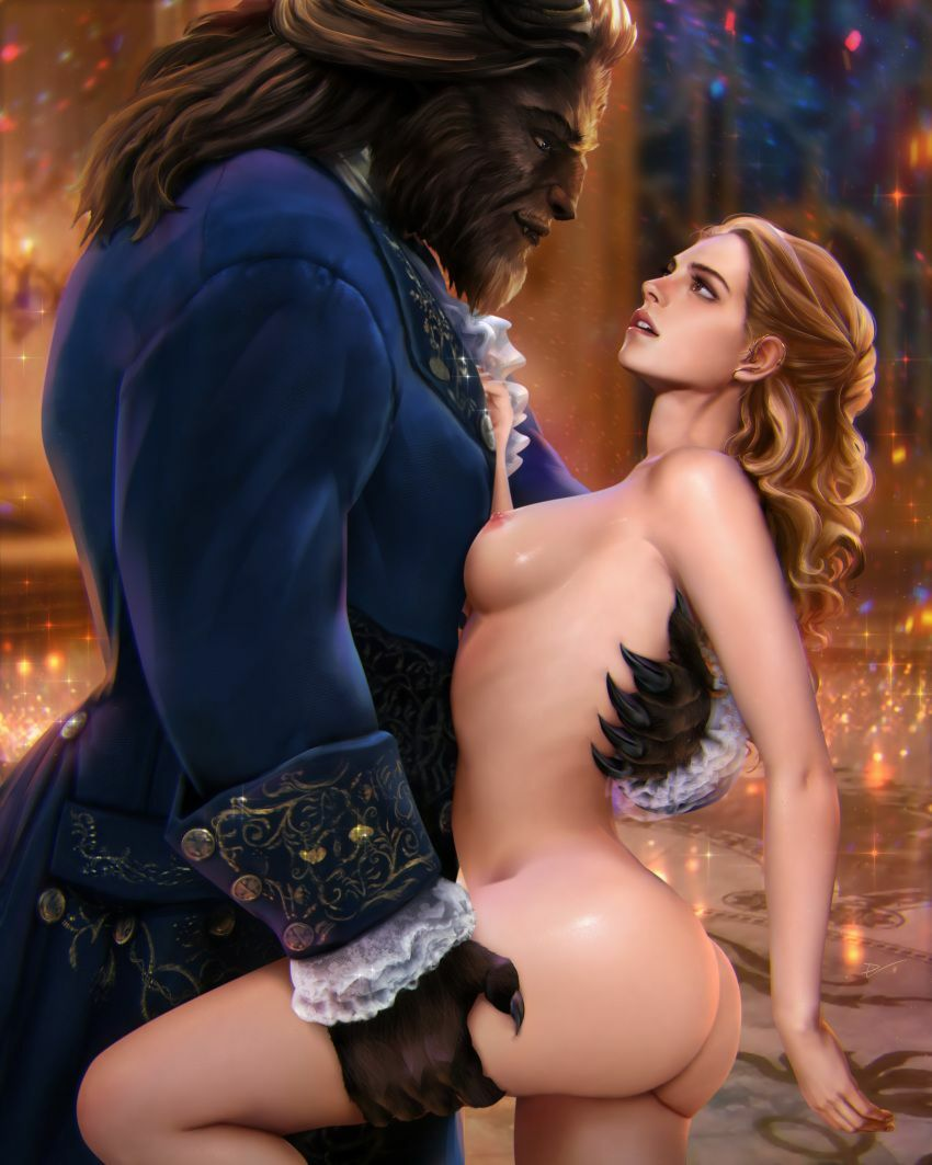 disney beauty and the beast Porn