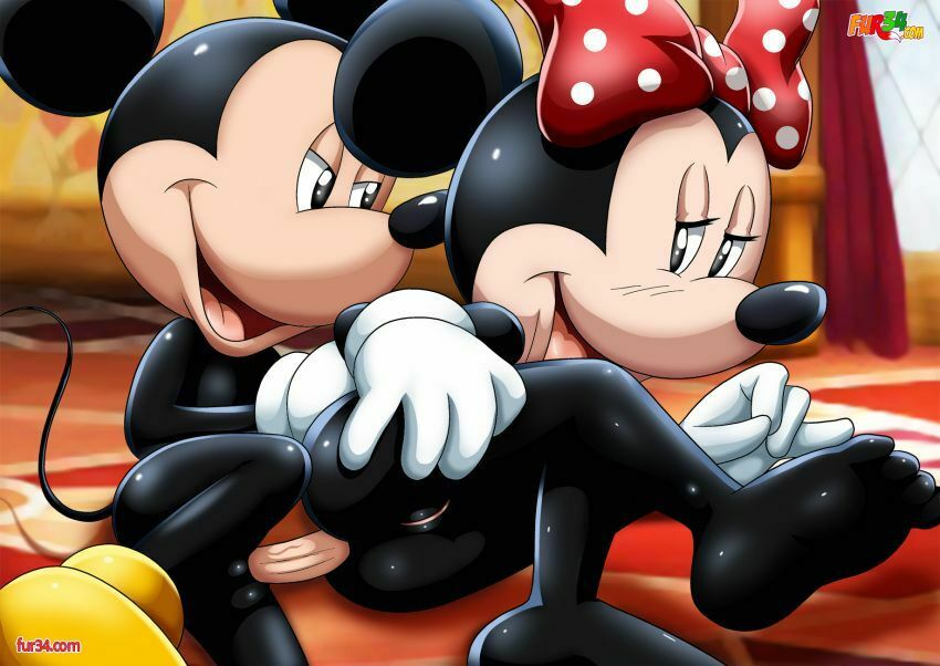 mickey mouse porn